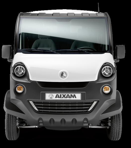 aixam-dtruck-front